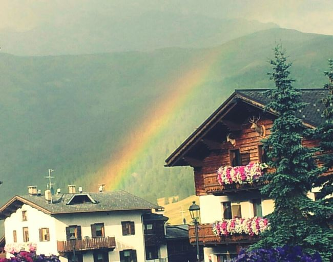 Nature Rainbow Svizzera