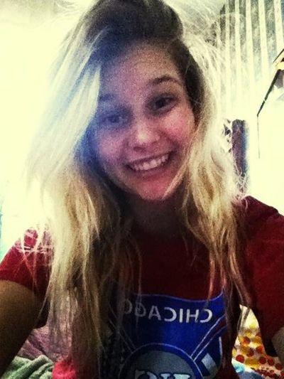 I Love My Hair. :)