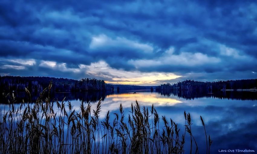 When the summerevening comes Landscape_Collection Landscape Landscape_photography Tornephoto Katrineholm Sweden Nature Nature_collection Nature Photography Naturelovers Aurorahdr