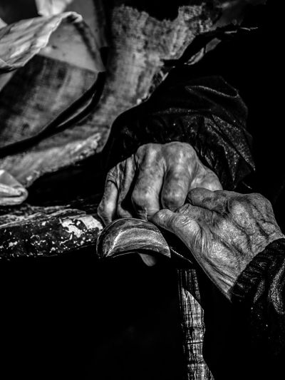 Beachphotography Fisherman Hands Hands At Work Old Hands Young Hand Young Hands And Old Hands
