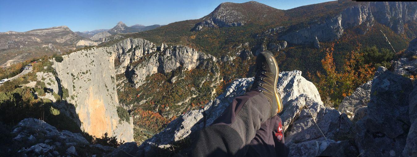 Having a rest Verdon Gorges Du Verdon Point Sublime Grand Canyon Canyon Du Verdon France Provence