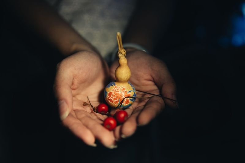 Hands Handicraft Art Still Life Capture Tomorrow