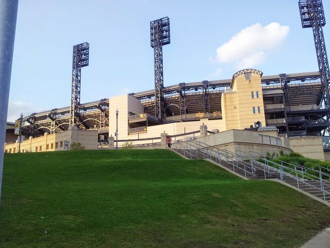 BallPark Pittsburgh Originalwork Nofilter Western Pennsylvania outside baseball park