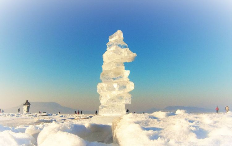 Beauty In Nature Cold Temperature Frozen Frozen Nature Ice Nature Scenics Snow Winter EyeEmNewHere