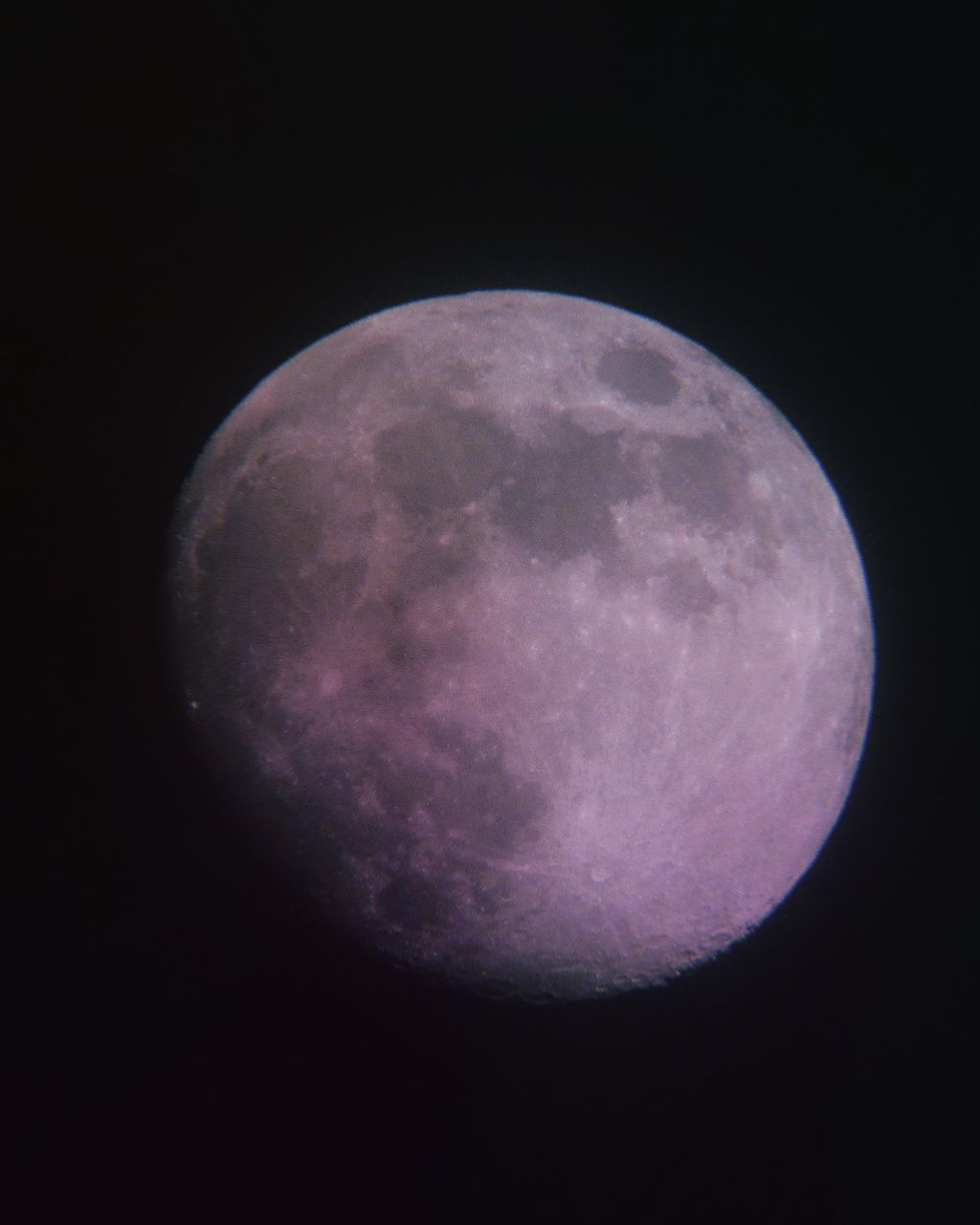 moon, space, astronomy, night, planetary moon, moon surface, sky, beauty in nature, circle, no people, geometric shape, scenics - nature, nature, low angle view, tranquility, tranquil scene, full moon, shape, space exploration, sphere, outdoors, dark, space and astronomy, moonlight, astrology, purple, eclipse