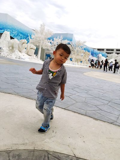 I want to run run and run in white land Children's Portraits Kid Scout Boy Scouts Of Thailand Boy Scout  Boy Running Travel Photography Travelstyle Traveler Traveling Travel Travel Destinations EyeEm Selects Child Childhood Beach Real People Land Full Length Leisure Activity Sand Front View Casual Clothing One Person Day Nature Boys Incidental People Innocence Outdoors Lifestyles