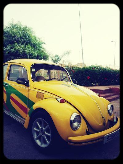 VW Beetle Streetphotography