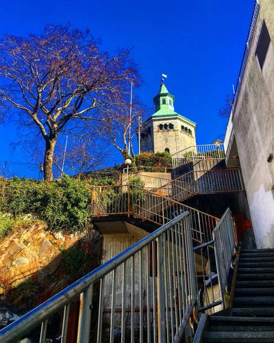 Norway Stavanger Photography Firetower Culture History