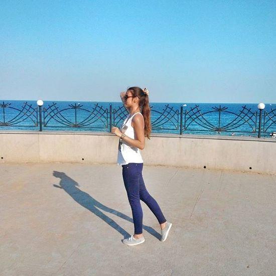 👌Море одесса солнце центральный пляж