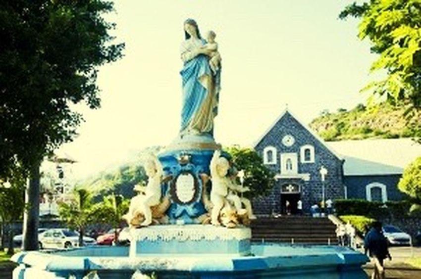 Église Saint-Paul Île De La Réunion