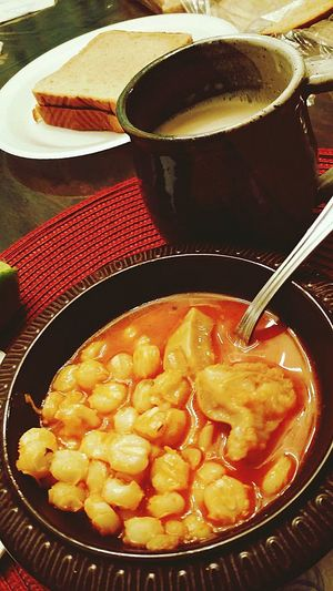 Food Menudo Dinner Mexican Roots Best Cofee