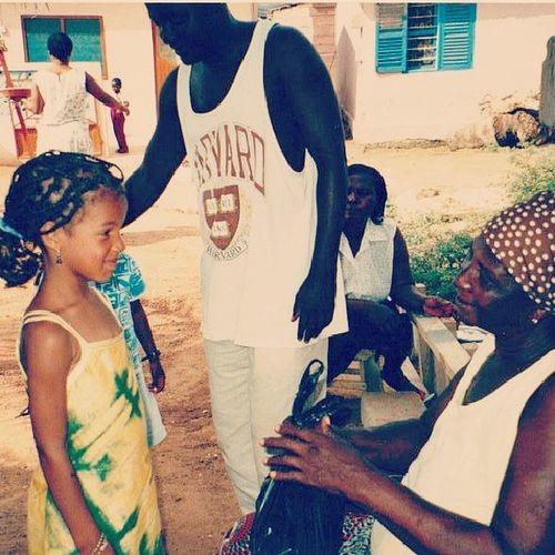 Ghana Grandma 2004 Misher