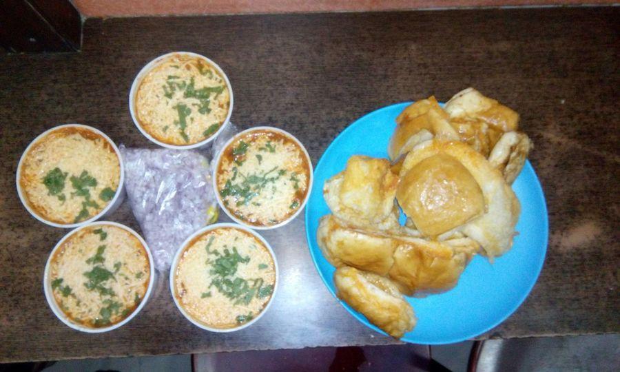 Indian Food Pavbhaji Yummy! Foodporn