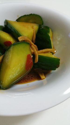 やめられないとまらない Food Close-up No People Favoritethings Cucumber Pickles Healthy Eating can´t stop eating