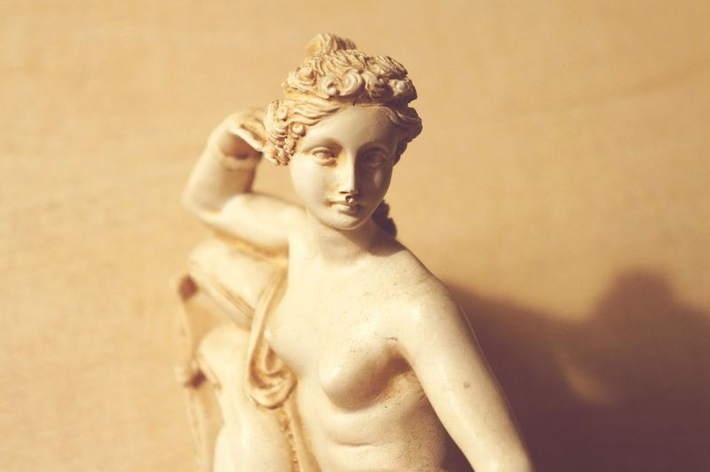 No People Arts Culture And Entertainment Close-up Indoors  Day Sculpture Afrodite Antique Follow Follow4follow Followme Fragility Tranquility Silhouette