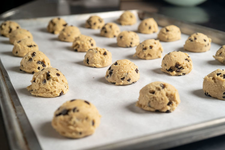 Glutenfree Cookies Cookie Cookie Dough Bakery Boulder Colorado Food Chocolate Chip Cookie Chocolate Chip Baking Sheet