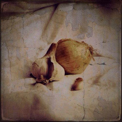 Still life of hunger IOS Series. Mother Earth Pictorialism No Time Osa De La Vega
