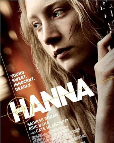 Yo I remember when this movie came out this was that good movie piece Hanna Saoirse ronan Cateblanchett Ericbana GreatMovie 🎬🎥👍👍Moviesunday