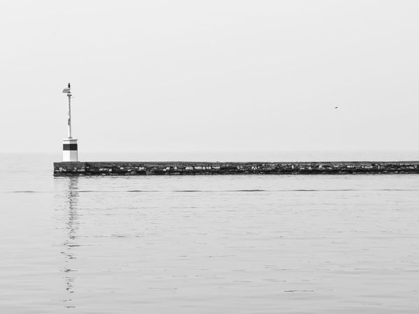Architecture Beauty In Nature Day Horizon Over Water Lighthouse Nature No People Outdoors Scenics Sea Sky Tranquility Water Waterfront