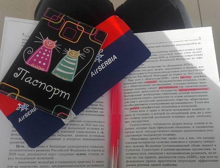 La soddisfazione sta nel vedere tutti i timbri nel passaporto e capire che questa è la migliore vita che tu possa avere Viaggio Versocasa Belgrado Areoporto