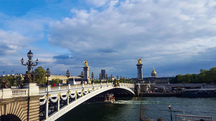Pont Alexandre 3, Paris Paris ❤ Panorama Travel Destinations Cityscape City Paris Beidge Pont Alexandre III Travel Photography Architecture My Best Travel Photo
