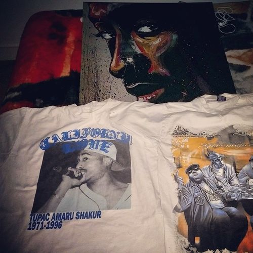Happy Birthday to my favorite an greatest rap artist of all time. Influenced so many people, touched so many heart's an changed the world of how some think. Your never forgotten. Tupac TupacShakur 2pac Happybirthdaypac happybirthday 7daytheory painting shirts