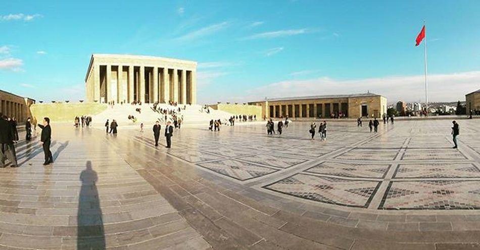 Yarı Panaroma Anıtkabir