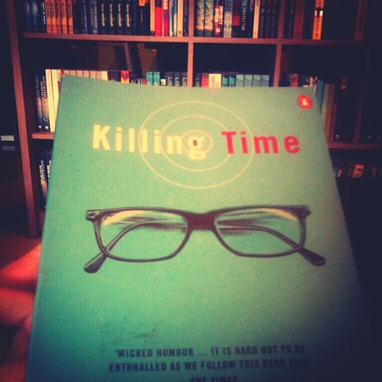 Reading time or killing time ? Photography Books
