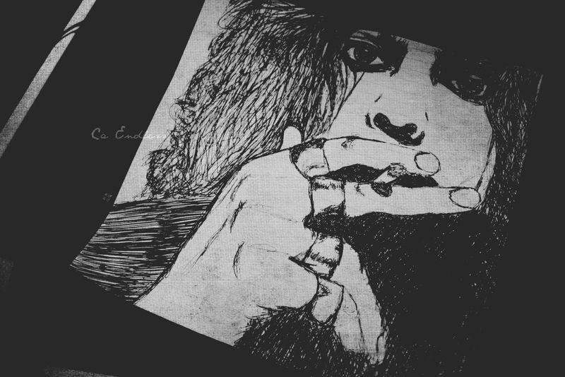 Desenho Villevalo Hisinfernalmajesty Cigarettes