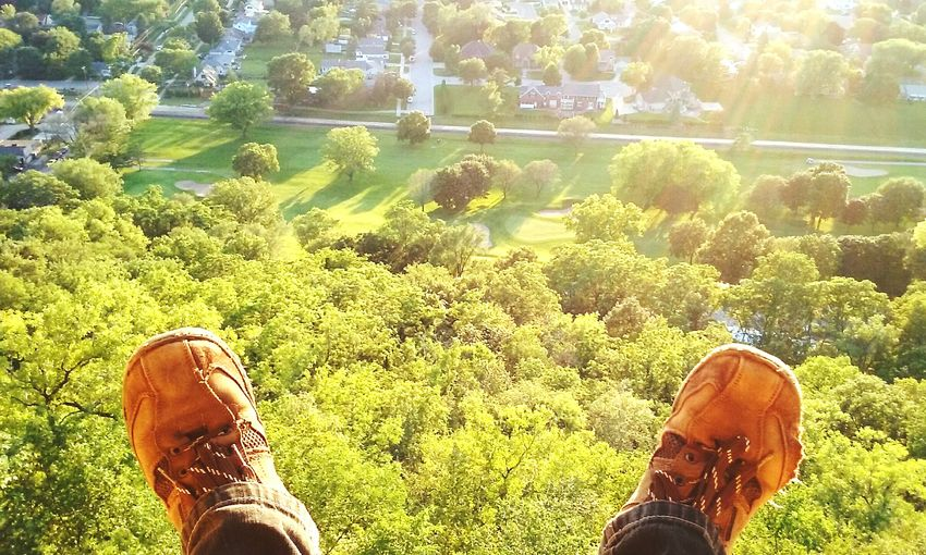 Sitting On The Edge Bluffs Climbing Freedom Love Spirit Looking Over The Edge Clarity Health