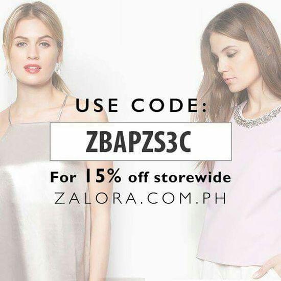 Hi! Hello World Check This Out Zalora ZaloraPH Discount Code Onlineshop Onlineshopping Onlinestore shop it here >>>http://www.zalora.com.ph