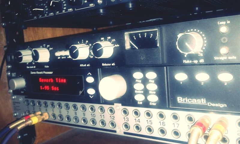 Bricasti M7 & TK Audio