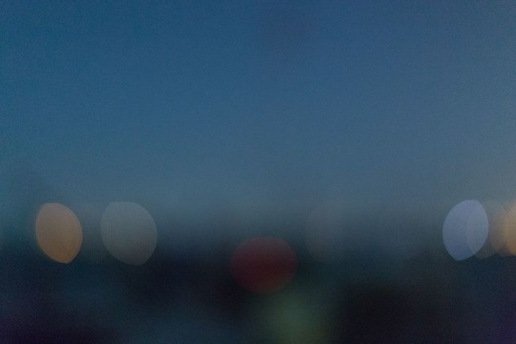 Fourth of July Moon Outdoors Night Sky No People Defocused Tranquility Shallow Shallow Depth Of Field