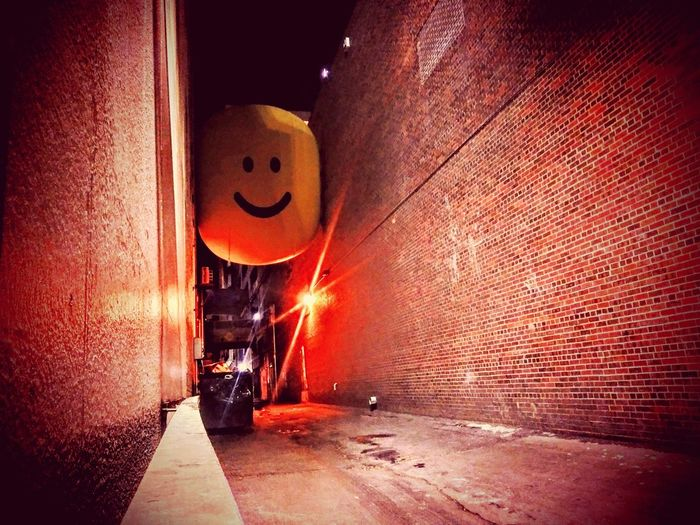 smile alley