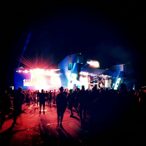 The Fan Club Milovice Let It Roll Music Festival Love Music  Party_hard Drum'n'Bass