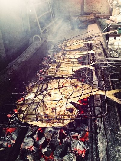 Resto Seafood Grill Fish