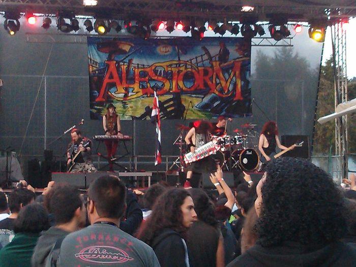 Lml Festival Siembra Y Lucha Alestorm