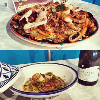 Couscousfest Sanvitolocapo Italy Eritrea Foodporn Foodpic Food Igerspalermo Sicily Instatravel