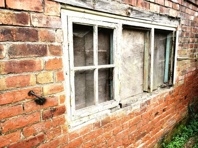 Window Day Architecture Built Structure Building Exterior No People Outdoors Close-up Borded Up Pealing Paint Wood - Material Wooden Windows Elvaston Castle Damaged Obsolete Peeling Off Run-down Deterioration Wooden Broken Ruined Peeled Rusty