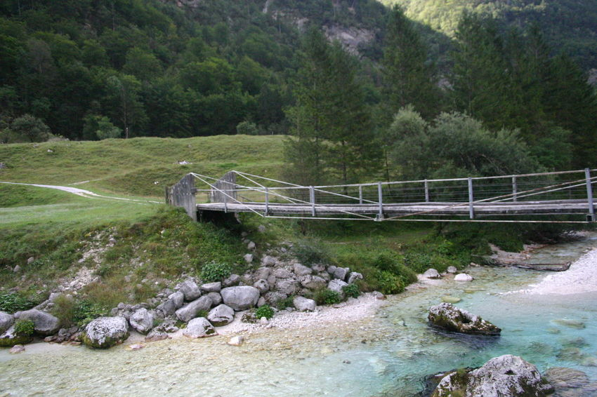 Beauty In Nature Bridge - Man Made Structure Day Landscape Mountain Nature No People Outdoors Scenics Tranquil Scene Tranquility Travel Destinations Tree Water
