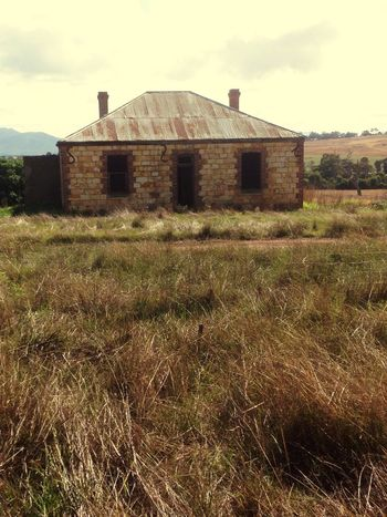 Old home in the Wheatbelt