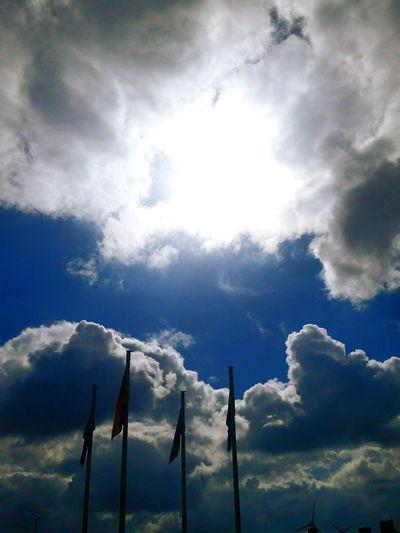 Sonne Schönes Wetter Sonnenschein  Neuharlingersiel