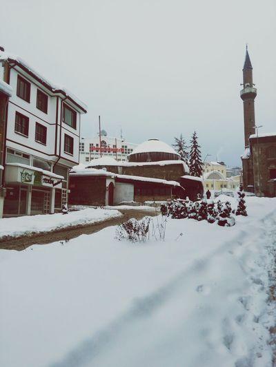 Snow Day ❄ Snow Day Snow ❄ Snow Bolu  Pict Art Turkey Kar Manzara