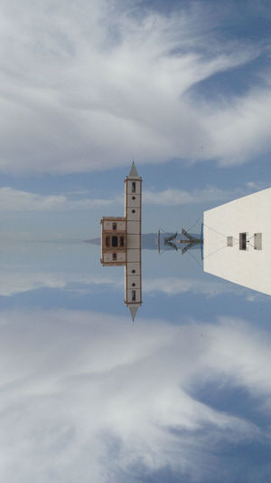 Óptic effect church