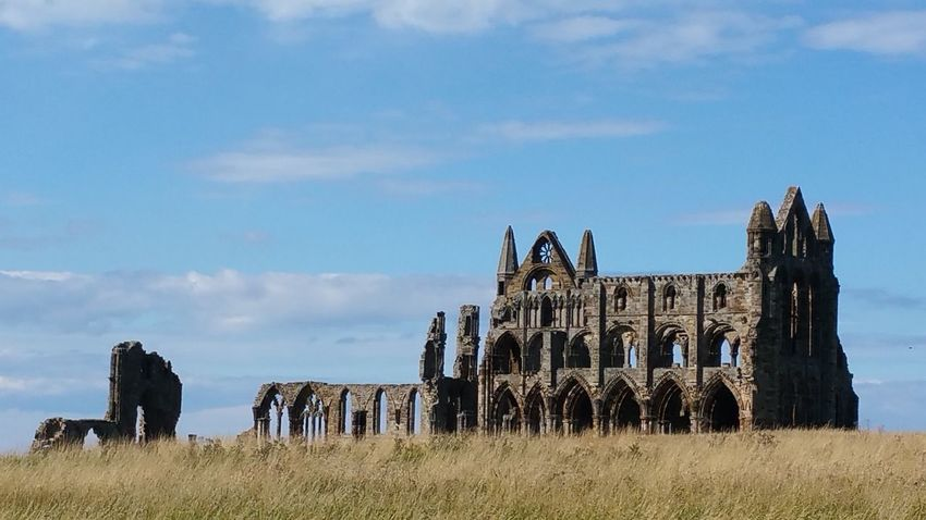 Whitby Day Samsung Note 4 Nature Monumenta