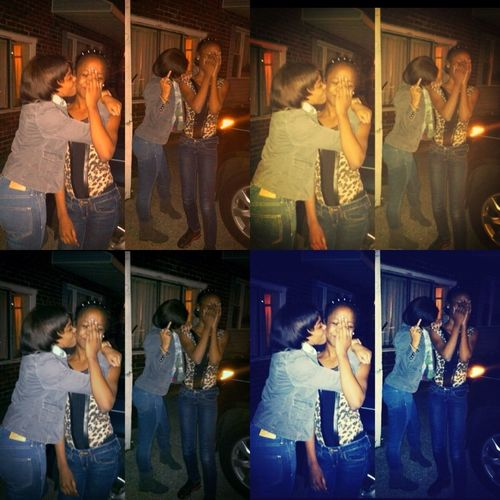 Had funn withh my Better Halff