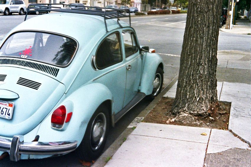 Film Koduckgirl Street Car Natura1600 NATURA Classica Vw Bug