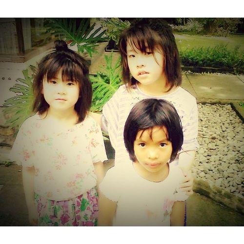 eri, kaoru, natisha Nihonfamily
