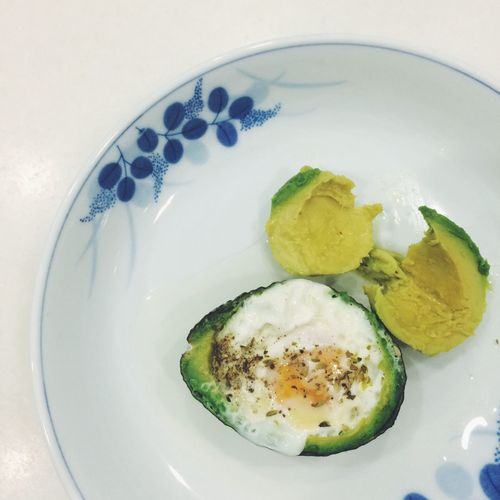 The EyeEm Breakfast Club Avocado Egg