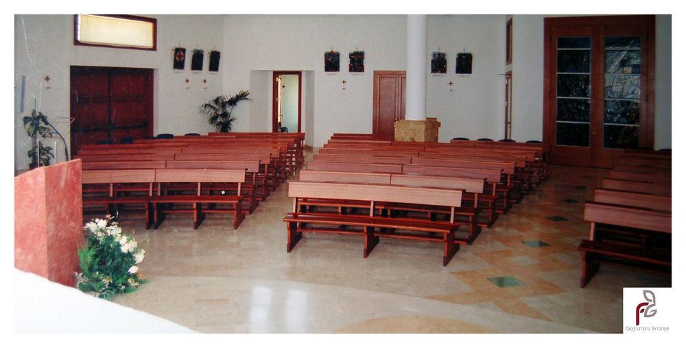 Banchi Per Chiesa Arredo Sacro Banchi